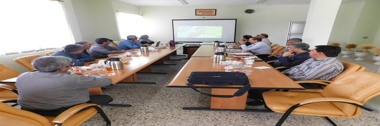 برگزاری شورای پژوهشی مرکز تحقیقات و آموزش کشاورزی و منابع طبیعی سیستان