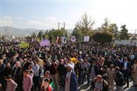 حضور دانشگاه آزاد اسلامی ایلام در مراسم ۳ آبان