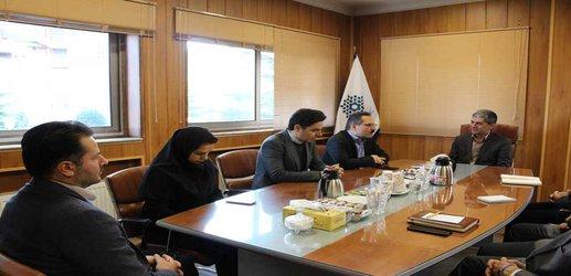 برگزاری نشست مشترک اداره کل ارتباطات و فناوری اطلاعات استان با ریاست دانشگاه صنعتی ارومیه