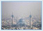 هشدارمرکز بهداشت استان در خصوص آلودگی هوا در کلانشهر اصفهان