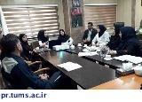 جلسه کمیته حفاظت فنی و بهداشت کار دربیمارستان آرش برگزار شد