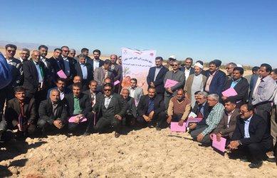 نخستین روز ملی مزرعه شتر تک کوهانه کشور در شهرستان بافق (استان یزد )  برگزار شد