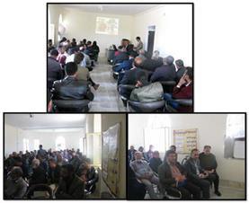 برگزاری کارگاه آموزشی اصول مدیریت و پرورش نخیلات در شهرستان فسا