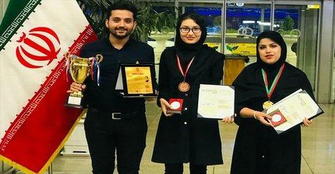 آنا گزارش میدهد؛ کسب ۳موفقیت بینالمللی توسط دانشگاه آزاد اسلامی نجفآباد