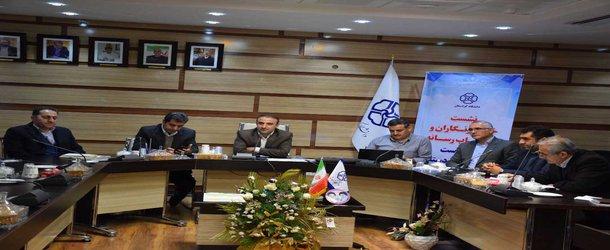 نشست خبری رئیس دانشگاه کردستان با اصحاب رسانه برگزار شد