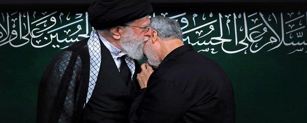 پیام رهبر انقلاب به مناسبت شهادت سردار سلیمانی