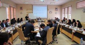 برگزاری دوره آموزشی دبیران شوراهای تحقیقات و کارشناسان پژوهشی سازمان