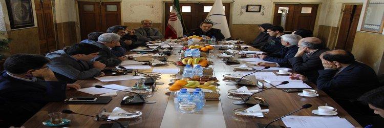 برگزاری نشست شورای معاونان آموزشی دانشگاه های منطقه ۶ کشور در دانشگاه هنر اصفهان