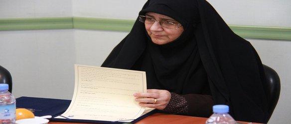 استادان دانشگاه صدا و سیما برای اعضاء بسیج جامعه زنان دورههای آموزشی رسانه برگزار میکنند