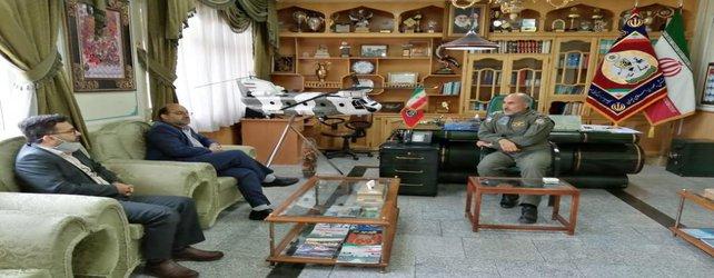 دکتر نجفی اعلام کرد؛ آمادگی دانشگاه آزاد اسلامی اصفهان برای همکاری با صنعت قطعهسازی هوانیروز - ۱۳۹۹/۰۳/۱۰
