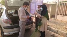 چهارمین مرحله توزیع تریکوکارت دربین باغداران روستای تشکن شهرستان چگنی انجام شد