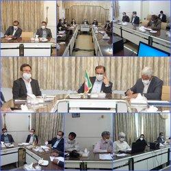 جلسه کارگروه یاوران تولید در محل مرکز تحقیقات و آموزش کشاورزی و منابع طبیعی لرستان برگزار گردید