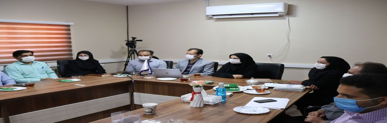 مراسم تجلیل از مدیران، کارشناسان و عوامل پشتیبانی سامانه آموزش مجازی برگزار شد