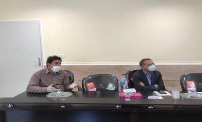 برگزاری جلسه هم اندیشی بیماریابی و مراقبت دیابت و فشارخون در شهرستان بویراحمد/تصاویر