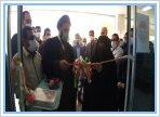 بازدید رئیس دانشگاه از بیمارستان شهید بهشتی اردستان