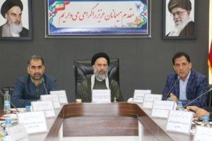 رئیس دانشگاه آزاد اسلامی استان گلستان:  واحدهای دانشگاهی موظف به ارتقای کیفیت آموزشی هستند