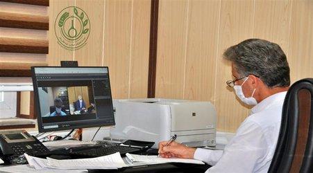 گزارش عملکرد موسسه تحقیقات اصلاح و تهیه نهال و بذر در سال ۹۹