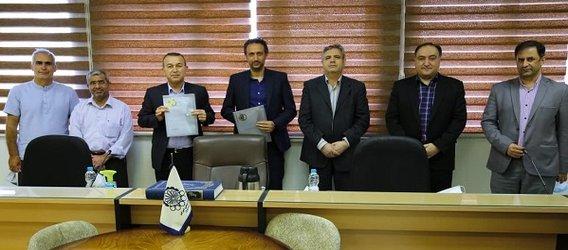 دانشکده مهندسی دریا دانشگاه صنعتی امیرکبیر و موسسه آموزشی کشتیرانی جمهوری اسلامی ایران تفاهم نامه همکاری امضا کردند
