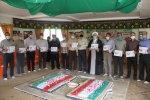 مراسم بزرگداشت سالروز آزاد سازی خرمشهر در دانشگاه تفرش برگزارشد