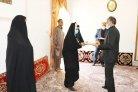دیدار دانشگاهیان دانشگاه آزاد اسلامی سیستان و بلوچستان با خانواده شهدا و ایثارگران