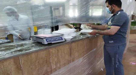 اقدامات غربالگری و پیشگیرانه مدیریت رفاه و سلامت دانشجویان دانشگاه فردوسی مشهد در مقابله با ویروس کرونا