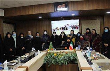 دفتر توسعه فعالیتهای زنان روستایی و عشایری در یک نشست تخصصی ، میزبان نمایندگانی از کشورهای عربی شد