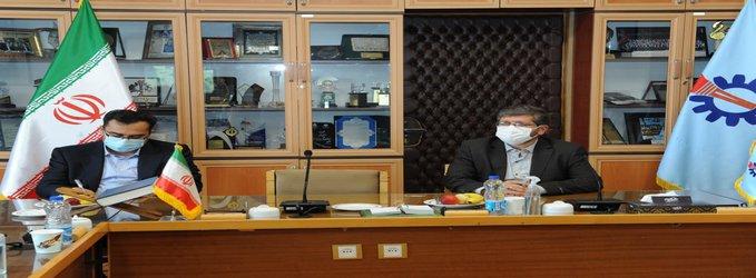 برگزاری نشست دفتر توسعه تعاملات همکاری های علمی و صنعتی دانشگاه با وزارت راه و شهرسازی