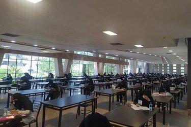 برگزاری کنکور سال ۱۴۰۰ در دانشگاه سیستان و بلوچستان