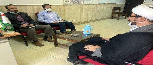 جلسه همافزایی فعالیتهای بینالمللی پژوهشگاه علوم و فرهنگ اسلامی و دانشگاه باقرالعلوم (ع) برگزار شد