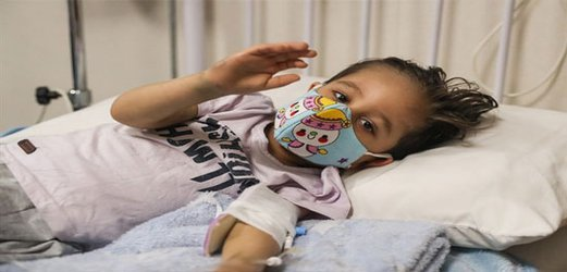 هشدار در باره افزایش ابتلای کودکان به کرونای دلتا/ احتمال بروز سندرم التهابی چندگانه در کودکان مبتلا به کرونا