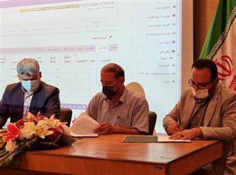 امضای تفاهمنامه مشترک ساماندهی و رتبهبندی مجریان تاسیسات مکانیکی ساختمان در زنجان
