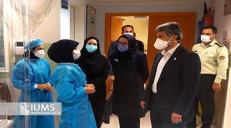 بیمارستان شهید سلیمانینتیجه موفق ایده راه اندازی بیمارستانهای زنجیره ای