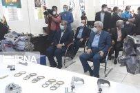 معاون علمی و فناوری رئیس جمهور از مرکز نوآوری گیربکس وابسته به مرکز آموزش علمی کاربردی نیرومحرکه قزوین بازدید کرد