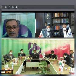 تشکیل اولین شورای پژوهشی استانها در سال تحصیلی جدید (۱۴۰۰ - ۱۴۰۱) بصورت وبیناری با حضور معاون پژوهش و فناوری دانشگاه