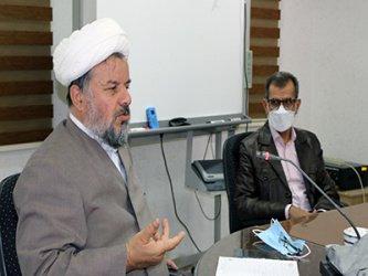 برگزاری جلسه هم اندیشی امر به معروف و نهی از منکر  با موضوع عفاف و حجاب