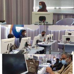 برگزاری نشست مشترک تیم ارزیابی عملکرد تشکلهای مردم نهاد در دانشگاه علوم پزشکی شاهرود