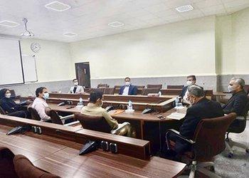 شروع به تحصیل اولین گروه دانشجویان کارشناسی ارشد رشته مدیریت سلامت، ایمنی و محیط زیست (HSE) دانشگاه علوم پزشکی بوشهر