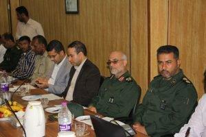 گزارش تصویری از مراسم بزرگداشت سالروز شهادت دکتر مصطفی چمران و روز بسیج اساتید