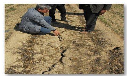 فرونشست ۴ منطقه جنوب تهران را تهدید میکند/ خطوط ریل ورامین و لولههای نفت در معرض آسیب و تخریب