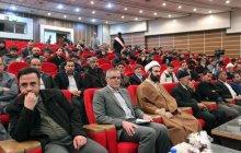یادواره شهدای دانشجوی دانشگاه آزاد اسلامی اراک برگزار شد