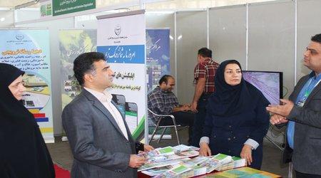 دومین نمایشگاه بین المللی ماشین آلات و صنایع وابسته کشاورزی با حضور فعال سازمان تحقیقات آموزش  ترویج کشاورزی آغاز به کار کرد