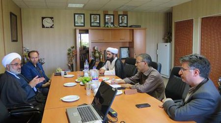 جلسه بررسی راهکارهای تعاملات بین المللی با کشورهای اسلامی در دانشگاه دامغان برگزار شد