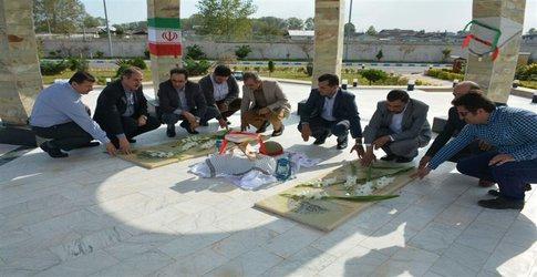 بازدید مدیر کل امور فرهنگی و اجتماعی دانشگاه آزاد اسلامی از واحد بندرانزلی