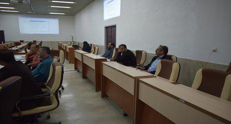 برگزاری کلاس آموزشی  با عنوان توانمند سازی گندمکاران درمرکز دامغان