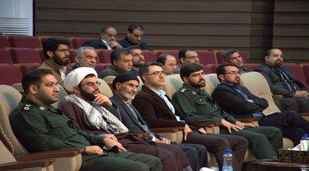 برگزاری سومین سالگرد شهادت شهید سید مجتبی ابوالقاسمی در دانشگاه صنعتی جندی شاپور دزفول