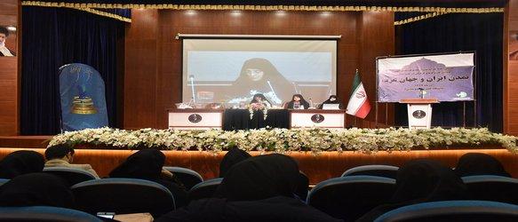 در راستای همایش بین المللی گفتگوهای فرهنگی در چشم انداز تمدنی ایران و جهان عرب؛