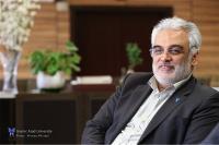 رئیس دانشگاه آزاد اسلامی:دانشگاه رابه سازمان آموزشی،پژوهشی وفناوری و سازمان حل مساله تبدیل می کنیم.