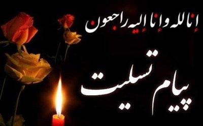 پیام تسلیت دکتر طهرانچی در پی حادثه دلخراش واژگونی اتوبوس در واحد علوم و تحقیقات