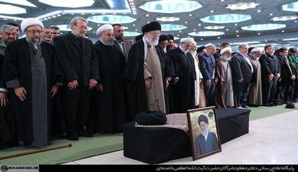 پنجم دی ماه اعلام عزای عمومی بمناسبت رحلت آیت هاشمی شاهرودی
