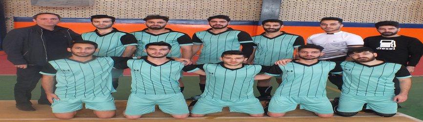 قهرمانی تیم فوتسال واحد صومعه سرا در مسابقات فوتسال دانشجویان دانشگاه های آزاد استان گیلان